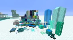 IceCraft(Age of Ice) 1.3.1!! MCPATCHER REQUIRED Diamond If you like please(: Minecraft Texture Pack