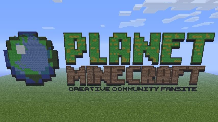 Planet Minecraft Pixel Art Minecraft Project