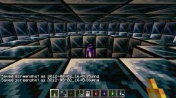 FFiv Crystal room for golbez Minecraft Project