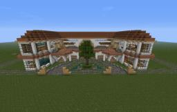 Luxurious Mansion Minecraft Map & Project