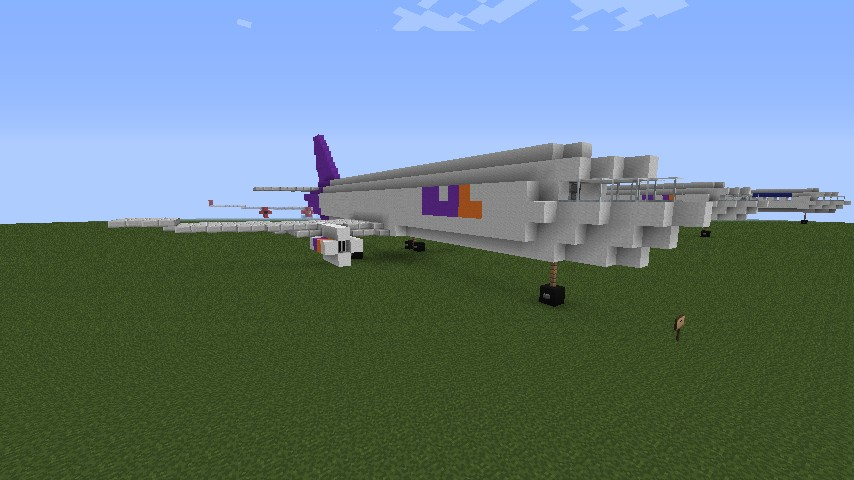 minecraft plane by yazur - photo #13