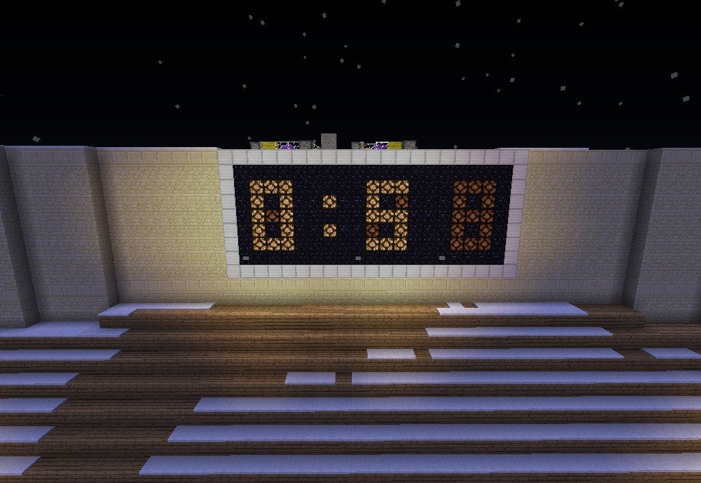 Count-down timer (thanks to cubehamster)