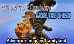 Standyland's Candyland: SAVE THE SHEEP (adventure map) now with video Minecraft