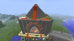 Temple of The Four Gods (Underway) Minecraft Project