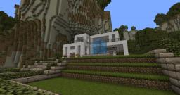 Max_Leger's Modern House v1.3 [1.3.2] Minecraft Map & Project