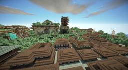 RIPjapchinaorientasiantown Minecraft Map & Project