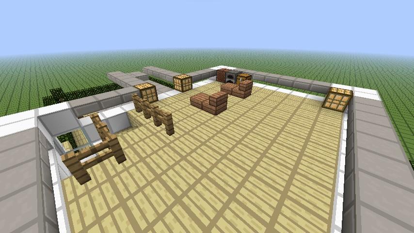 Minecraft: white moder...