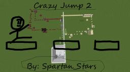 Crazy Jump 2 (Jumping Puzzle Map) Minecraft Map & Project