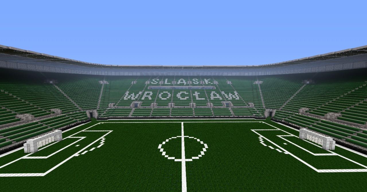 Football Stadium Wks Śląsk Wrocław Uefa Euro 2012