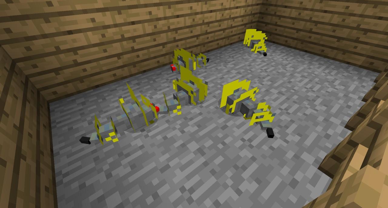 crazy mobs minecraft texture pack