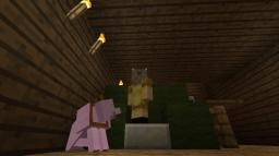 Courage the Cowardly Dog Pack! Minecraft Texture Pack