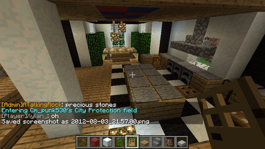 Modern home 2 with full interior minecraft project for Modern house exterior minecraft