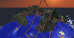 Minecart ride Minecraft Map & Project
