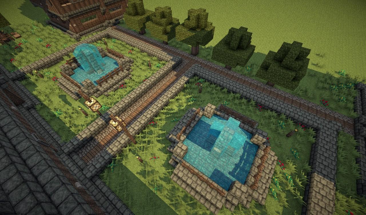 Minecraft Spawn + DOWNLOAD !