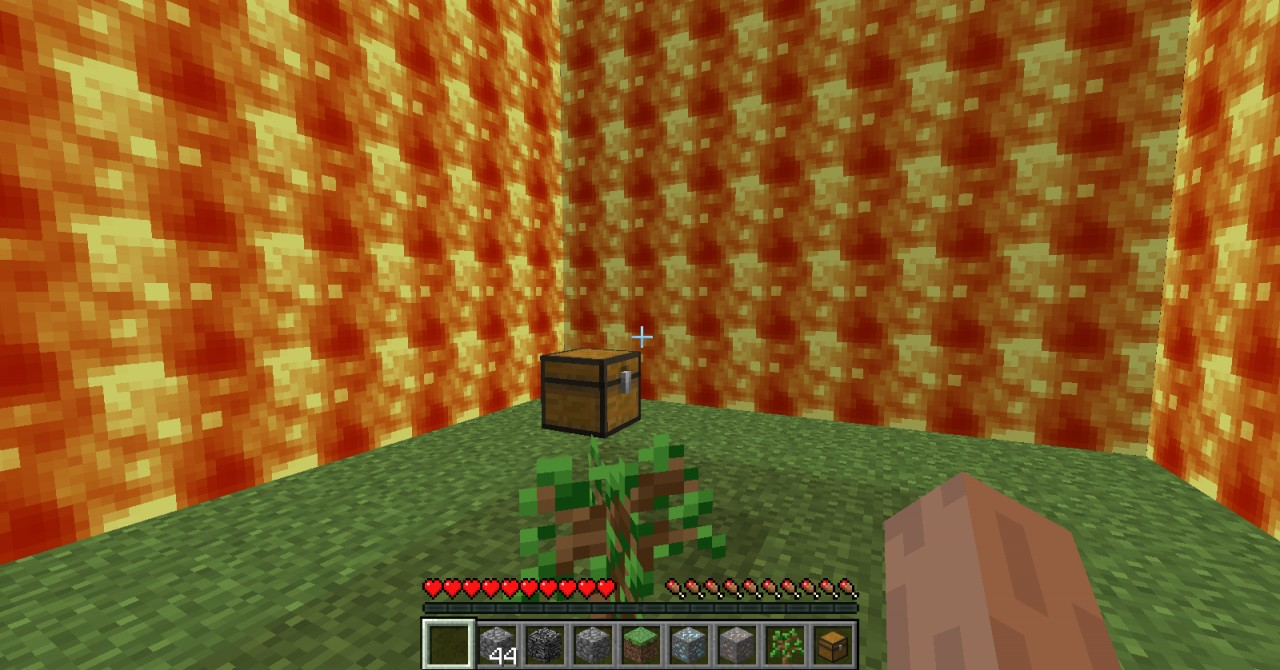 Lava Fall's Survival Minecraft Project