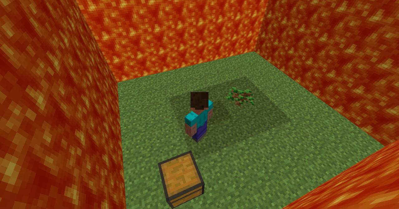 Lava Fall's Survival Minecraft Project