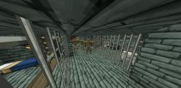 Adventure Map Herobrine's Prison: The Great Escape Minecraft Map & Project