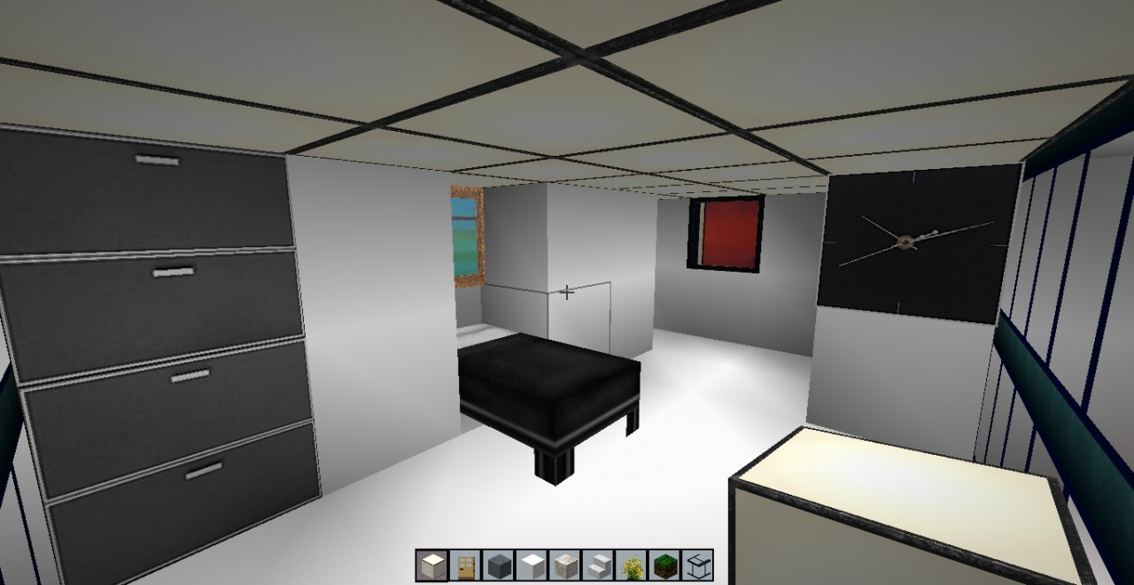 Ultra Modern Minecraft House Minecraft Project