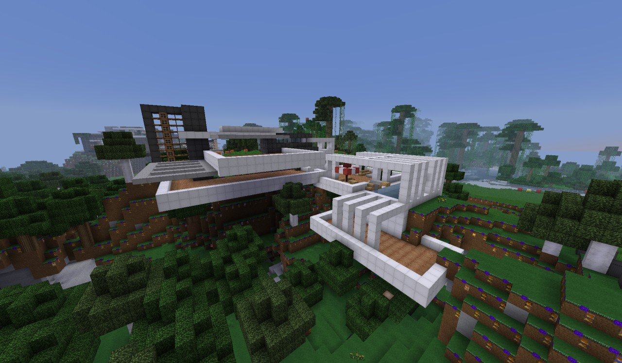 Modern mansion plz subscibe for more and for the download 