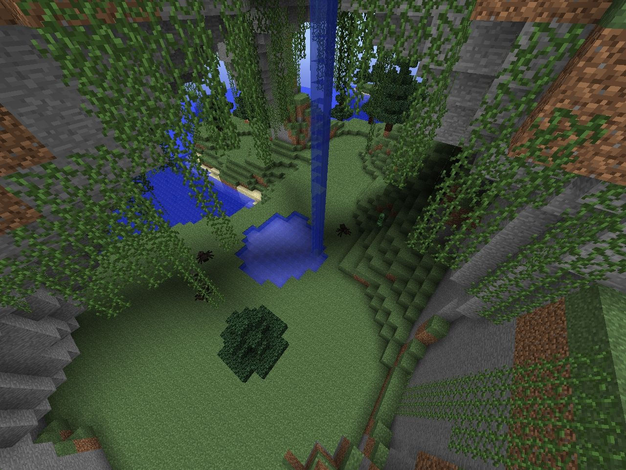 It's up to you whether you keep mob spawning on or off!