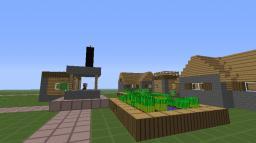 Village marking Challenge Minecraft Map & Project