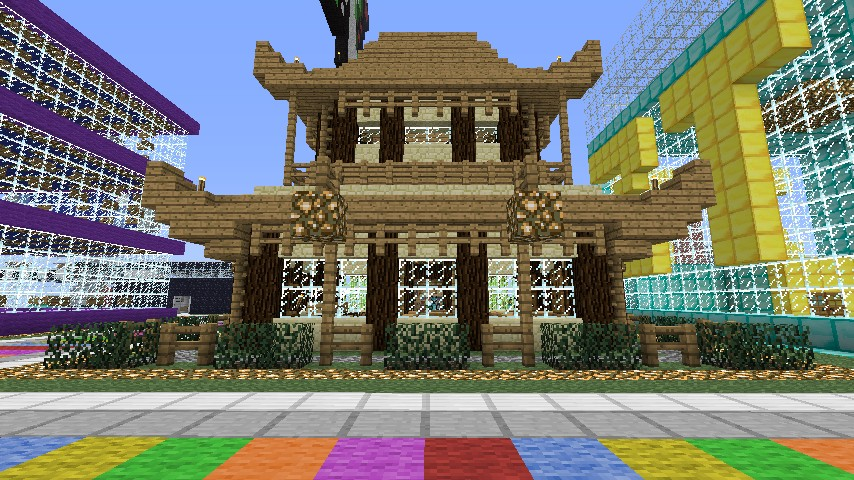 Awesome house! Minecraft Project