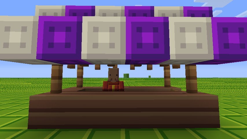 spawn a villager or trap one