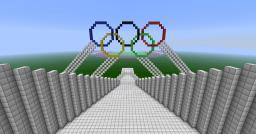 Olympic Stadium 1.3.1 (CLOSED) Minecraft Map & Project