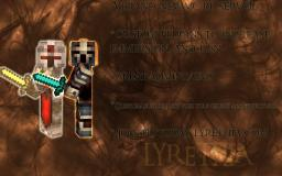 Lyrethia a new Roleplay Experience Minecraft Project