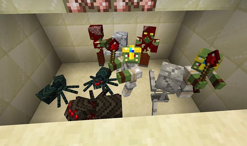 Orcs! Zombies! Spiders! Skeletons!