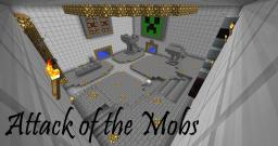 Attack of the Mobs [Mob Arena] Minecraft Map & Project