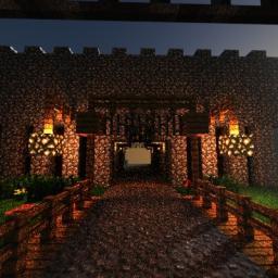 Castle Kruez Minecraft Map & Project