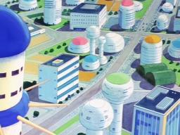 Central City ( Dragonball Z ) Minecraft Map & Project