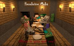 Herobrine Mobs *All Fixed* Minecraft Texture Pack