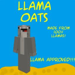 Llama Oats- and How The Cereal Came To Be Minecraft Blog