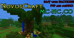 NovusCraft IP: MC-NC.CO [1.7] [Supernaturals] [PVP] Minecraft