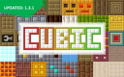 [1.3.1] CUBIC - by WillFrost Minecraft Texture Pack