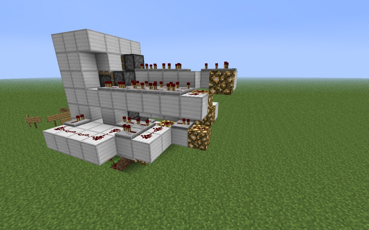 How to make a piston elevator apps directories