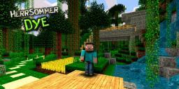 1.8 - HerrSommer Dye 1.8 - v2 pre Minecraft Texture Pack