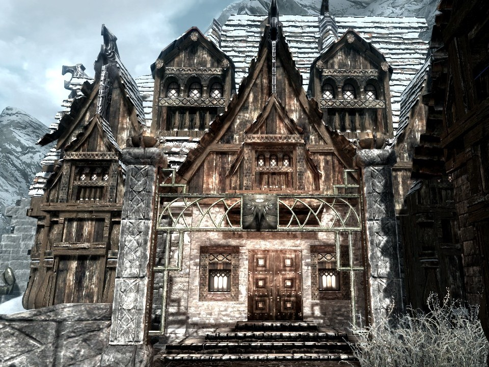 Skyrim Build Pack Minecraft Project