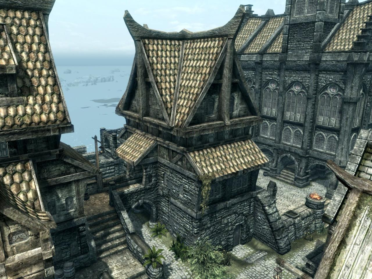 how to get all 3 houses in skyrim hearthfire