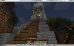 Wanye Manor and the Batcave Minecraft Map & Project