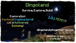 Dingoland - [1.3.1] [CLOSED] Minecraft