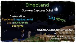 Dingoland - [1.3.1] [CLOSED] Minecraft Server