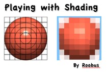 Playing with Shading Minecraft Blog