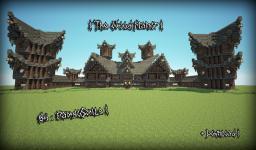 Minecraft Spawn + DOWNLOAD ! Minecraft Map & Project