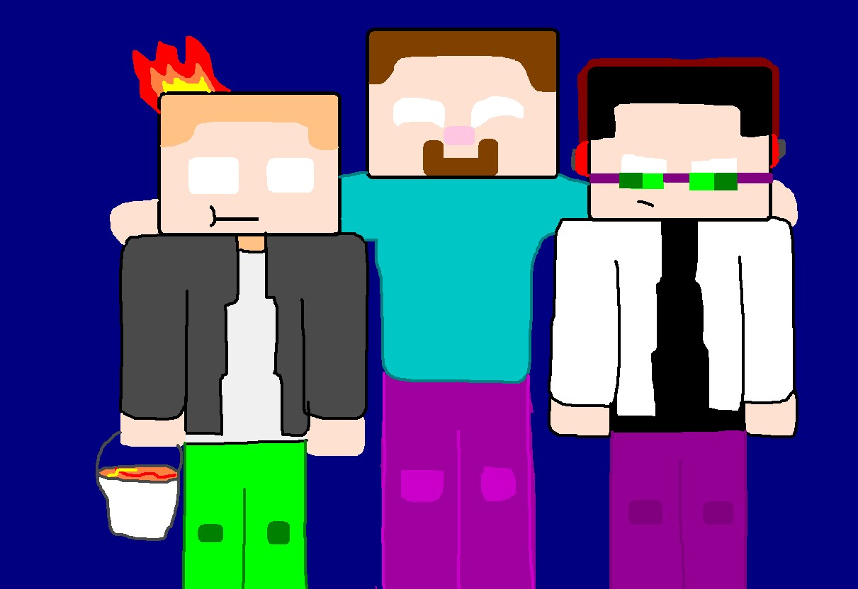 The Herobrine Family [Part 1] Minecraft Blog