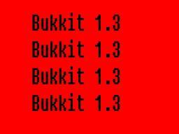 Bukkit 1.3 Minecraft Blog