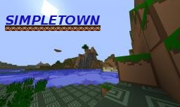 simpletown Minecraft Texture Pack