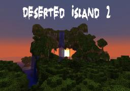 Deserted Island #2 Minecraft Map & Project